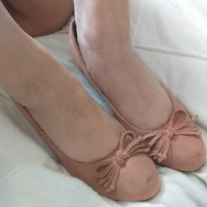 Ballerinas am Ende